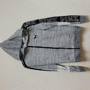 PINK Victoria's Secret Fullzip Sweatshirt